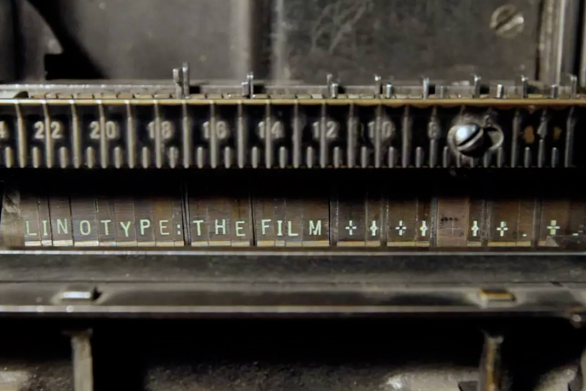 Linotype: il film (trailer)