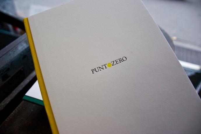 Tipografia Pezzini: immagine coordinata Puntozero